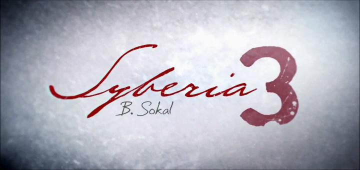 Syberia III дала о себе знать новым видео и скриншотами, раскрыта обложка игры