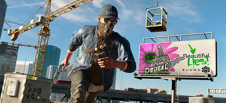 В новом трейлере Watch Dogs 2 познакомили нас с главным героем игры