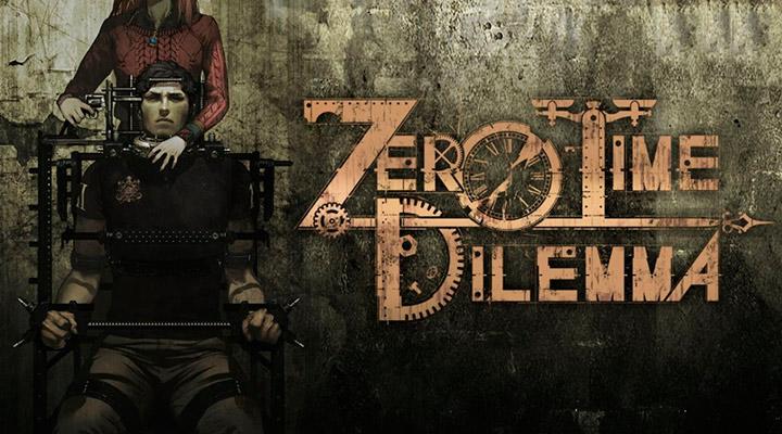 Новый трейлер Zero Time Dilemma