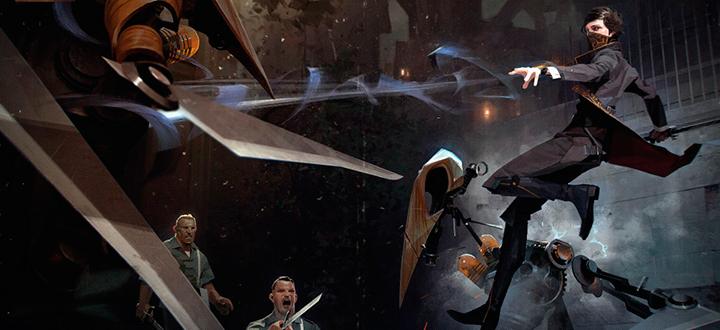 Рекламный ролик Dishonored 2 стали крутить в сети раньше времени