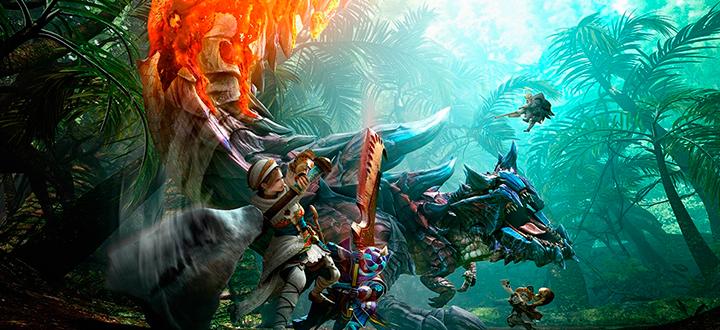 Разработчики Monster Hunters: Generations выпустили 8 минутное геймплейное видео
