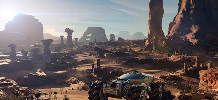 E3 2016: На EA Play показали новые геймплейные кадры Mass Effect: Andromeda. Более подробно об игре расскажут осенью