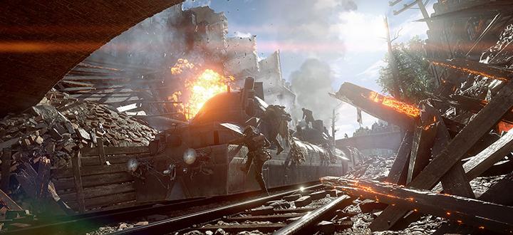 E3 2016: Прямо сейчас можно посмотреть трансляцию геймплея Battlefield 1