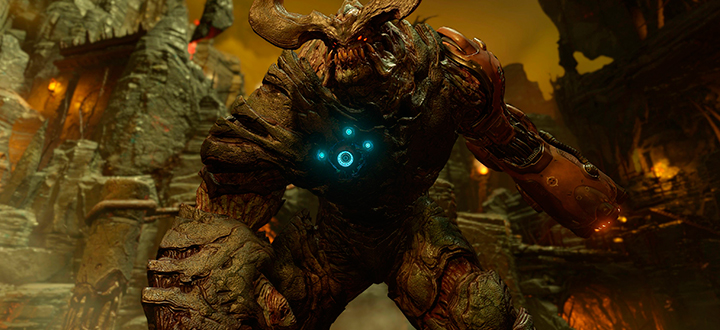 E3 2016: Bethesda показала первое DLC для шутера DOOM
