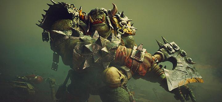 E3 2016: Первый взгляд на геймплей Warhammer 40.000: Dawn of War 3