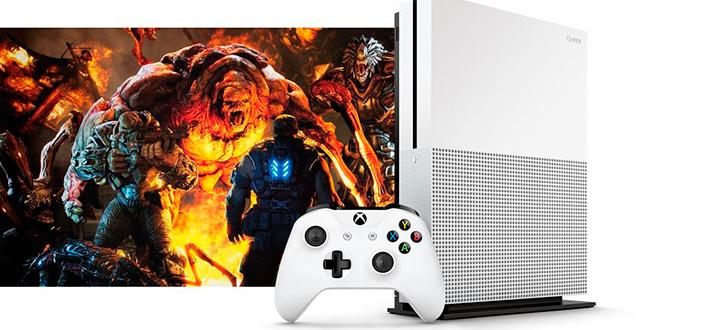 E3 2016: Microsoft официально представила Xbox One S - тонкую консоль с 4K