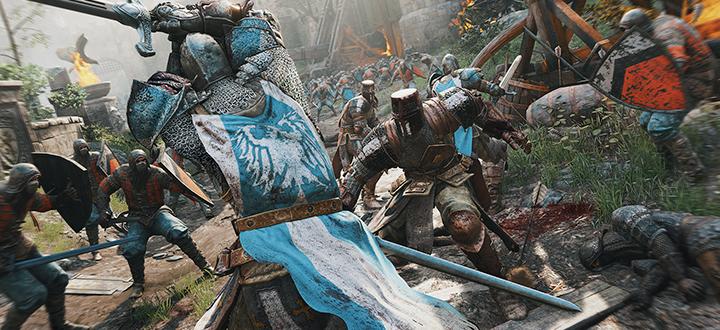 E3 2016: Объявлена дата релиза For Honor - игра выйдет в феврале 2017
