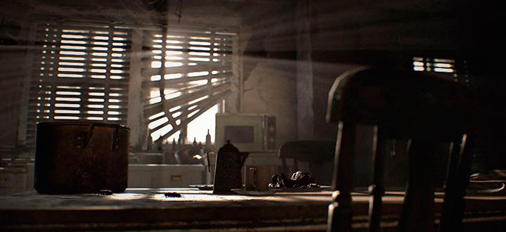 Скриншоты Resident Evil 7: Biohazard передают атмосферу и ужас игры