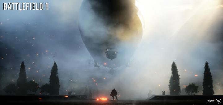 Как я в Battlefield 1 поиграл. Первые скриншоты геймплея
