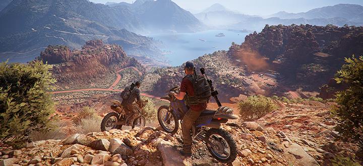 В новом геймплейном видео Ghost Recon: Wildlands показали весь маштаб игры