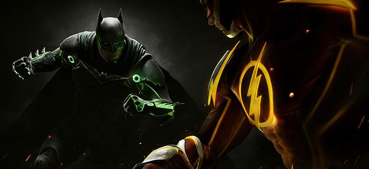 E3 2016: Injustice 2 - 15 минут геймплея показали бой Суперженщины против Атроцитуса