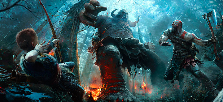 E3 2016: События нового God of War (2017)  могли разворачиваться в Египте