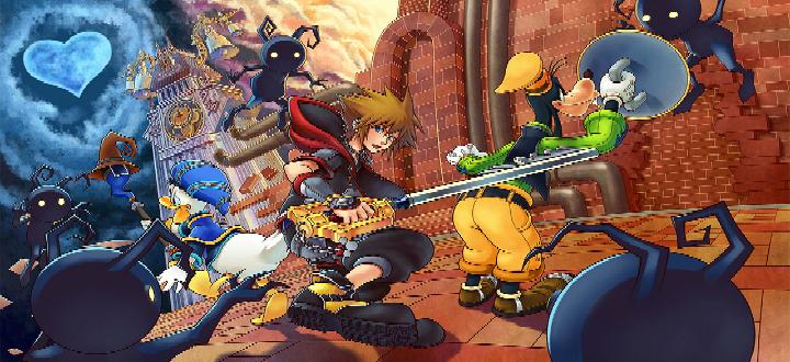Всё что мы знаем о Kingdom Hearts 2.8. Репортаж с E3 2016 By Dr. Haaax