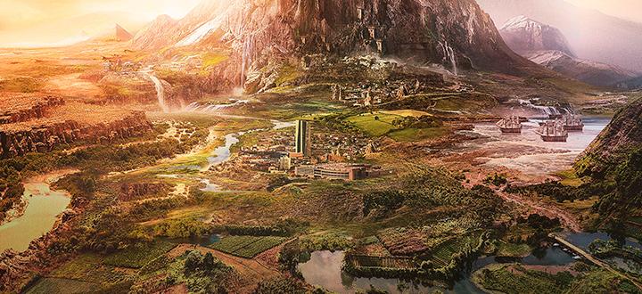 В новом трейлере Civilization 6 разработчики рассказали о системе расширений городов