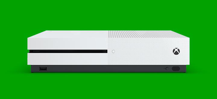 Анбоксинг Xbox One S