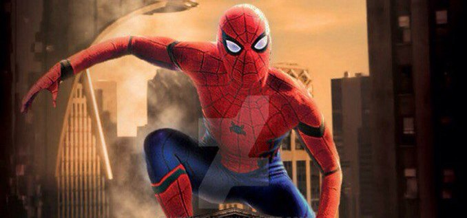 Первые кадры со съемок фильма: «Человек-паук: Возвращение домой»