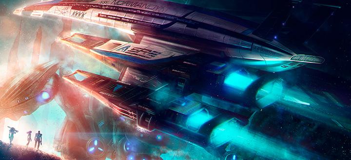 По видео игре Mass Effect будет выпущена серия романов. Первая книга выйдет уже в августе этого года