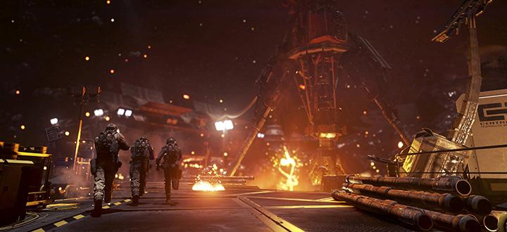 В Call of Duty: Infinite Warfare будут нелинейные бои в космосе