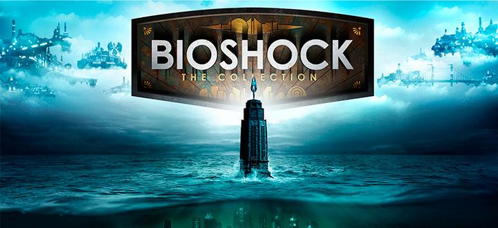Bioshock: The Collection официально анонсирован. Сборник Bioshock, Bioshock 2 и Bioshock: Infinite выйдет уже осенью