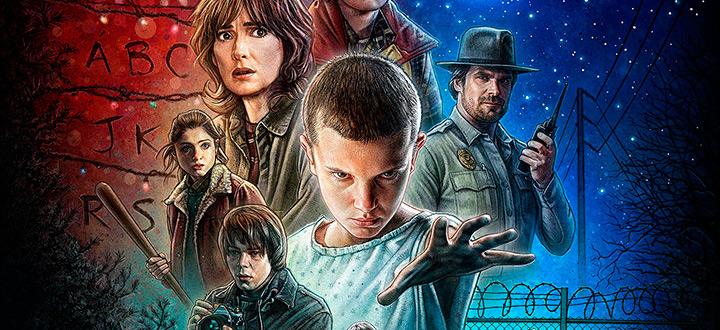 Сериал «Странные вещи» обзавелся новым трейлером и постером