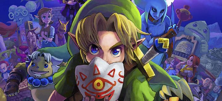 В сети появился тизер короткометражки по игре Legend of Zelda: Majora's Mask