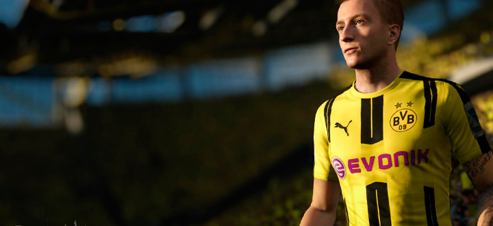 Демо-версия FIFA 17 выйдет 13 сентября