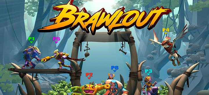 Анонсирована Brawlout - вдохновлённая Super Smash Bros игра для  PS4, Xbox One и PC