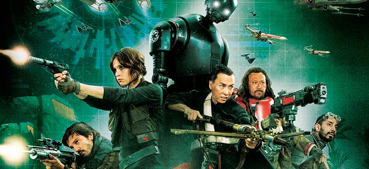 Новый трейлер и подробности «Звёздные войны: Изгой» с Star Wars Celebration 2016