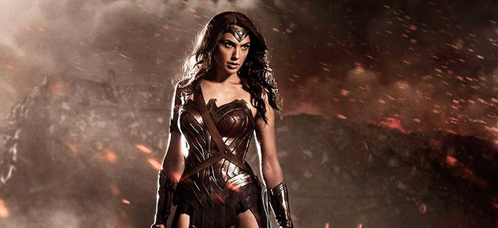 Новые кадры фильма «Чудо-женщина» показали главную героиню во всей красе