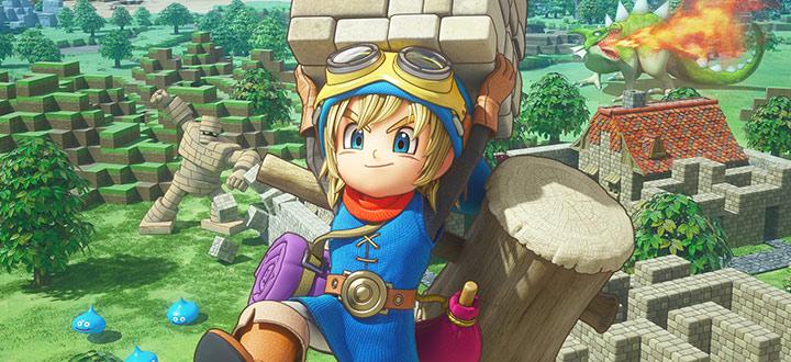 Новые скриншоты Dragon Quest Builders и бонусы предзаказа