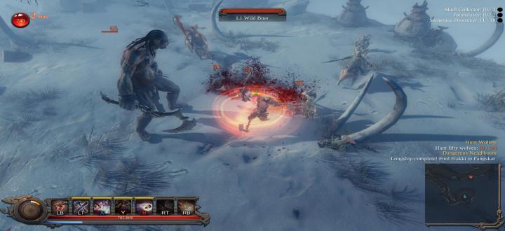 Vikings – Wolves of Migard: Свежий анонс нового  Action RPG IP от Kalypso Media