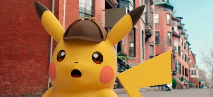 Legendary получила права на экранизацию Покемонов. Первым фильмом кинофраншизы станет «Детектив Пикачу»