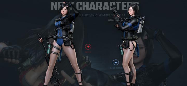 Женские персонажи из Sudden Attack 2 будут удалены за их непотребные позы