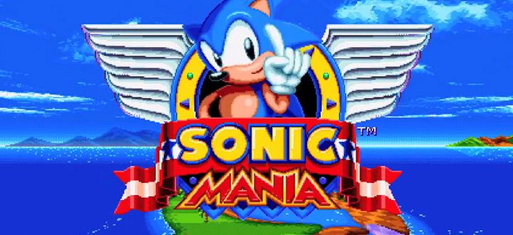 Comic-Con 2016: Sonic Mania - новый 2D платформер для PS4, Xbox One и PC