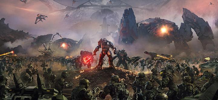 В новом видео Halo Wars 2 разработчики рассказали об истории игры