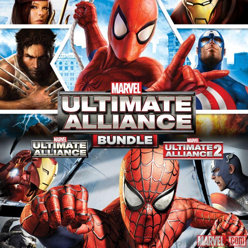 скачать игру Marvel Ultimate Alliance 2 на Pc через торрент - фото 11