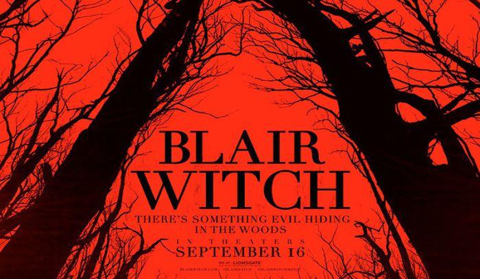 Трейлер и постер к сиквелу фильма «Ведьма из Блэр»