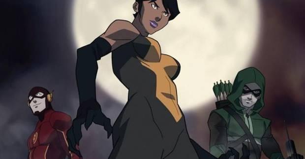 """Отрывок из второго сезона мультсериала """"Vixen"""", она же """"Лисица"""", она же"""