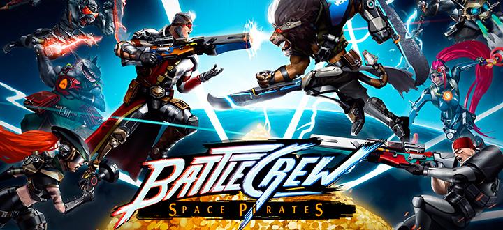 Анонсирована Battlecrew Space Pirates - новый многопользовательский шутер от Dontnod Eleven