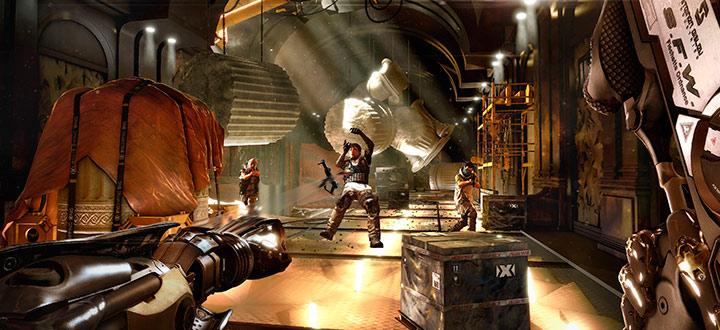 Deus Ex: Mankind Divided ушла на золото. Игра выйдет 23 августа на PC, Xbox One и PS4