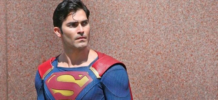 Супермен в сериале