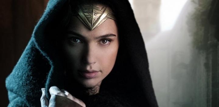 Новые кадры со съемок фильма «Чудо-женщина»