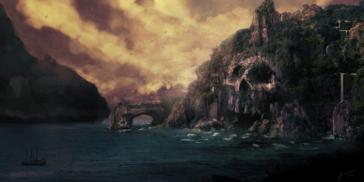 Новые фото и постеры фильмов «Кинг-Конг: Остров Черепа», «Звездные Войны: Эпизод  8» ,
