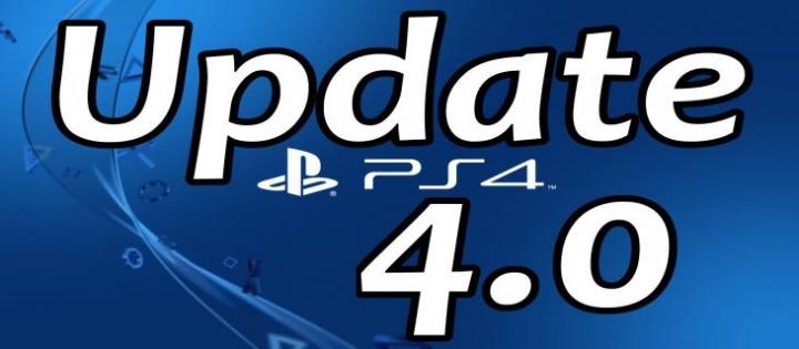 Будьте одним из первых, кто опробует на себе прошивку 4.00 для Playstation 4
