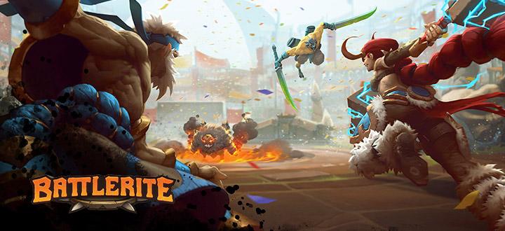 Battlerite - первый геймплей игры