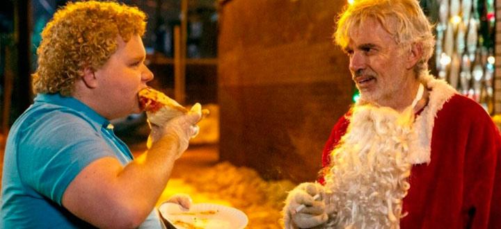 Новые кадры фильма «Плохой Санта 2»