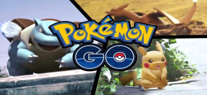 10 веселых скриншотов, сделанных во время игры в Pokemon GO