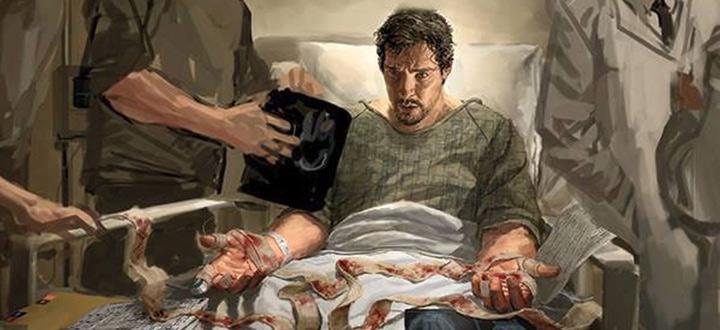 Новые кадры фильма «Доктор Стрэндж»
