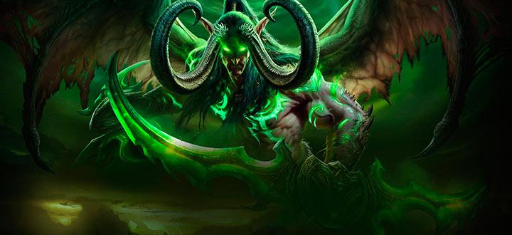 Новый трейлер World of Warcraft: Legion продемонстрировал все новшества в игре