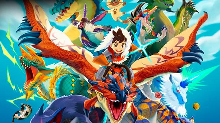 Четвертый трейлер Monster Hunter Stories